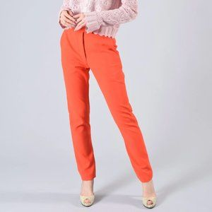 Rachel Comey Orange Dress Pants